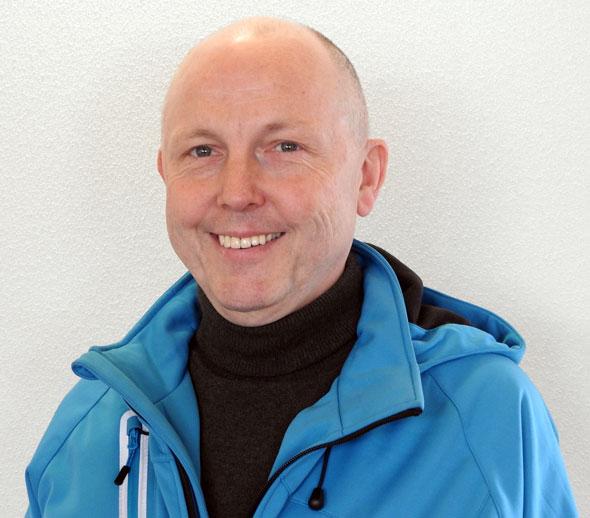 Jürgen Teuber : 2. Vorstand