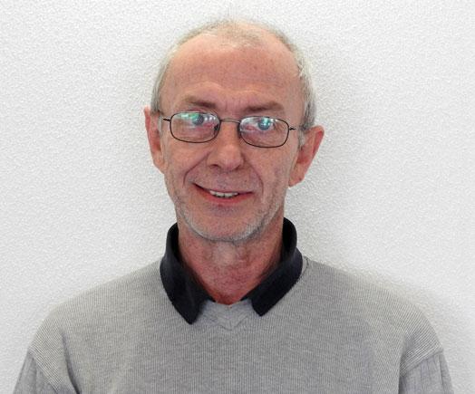 Werner Wissing : Platzwart
