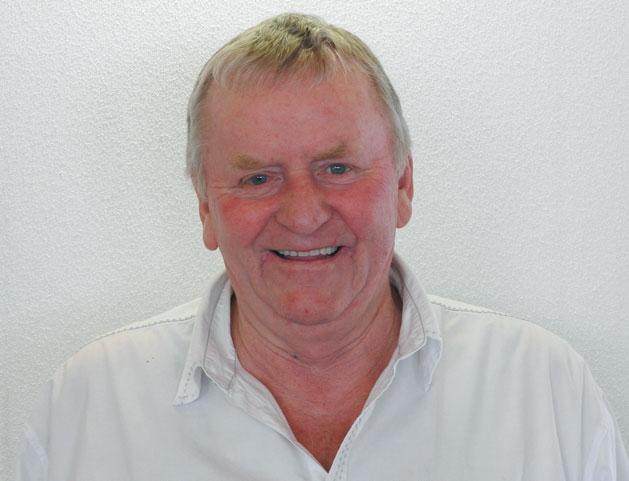Willi Ruderisch : 1. Vorstand